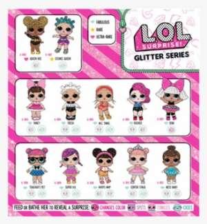 Prev Lol Glitter Series Checklist Png Image Transparent Png Free Download On Seekpng