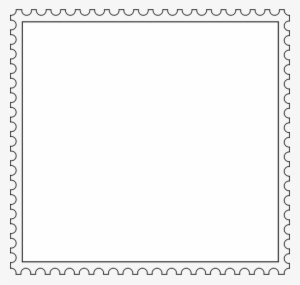 1187 Free Postage Stamp Border Clipart