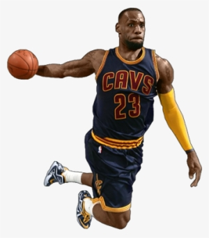 55b693381561 Lebron James - Cut Out Picture Of Lebron · PNG