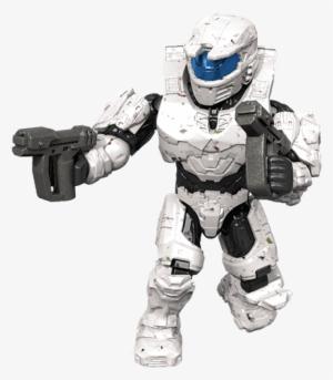 Mega Construx Halo Warrior Series Spartan Mark