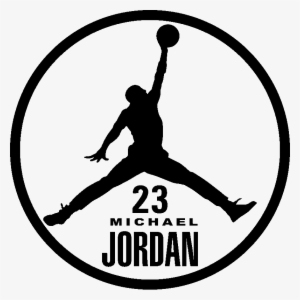 a0b71ae03029be Sticker Silhouette Stickers Musique - Michael Jordan Logo Png