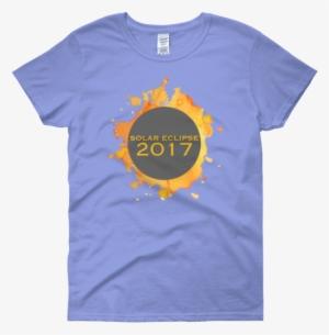 6ec311b67 2017 Solar Eclipse Watercolor Burst - Dwight Schrute On A T Shirt