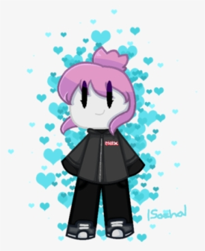 Girl Waving Roblox Roblox New Guest Girl Look Lsashal On Deviantart Transparent Art Png Image Transparent Png Free Download On Seekpng
