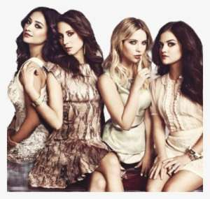 Prettylittleliars Liars Pll Girls Girl Tumblr Cute Aria Spencer Hanna And Emily Png Image Transparent Free Download On Seekpng