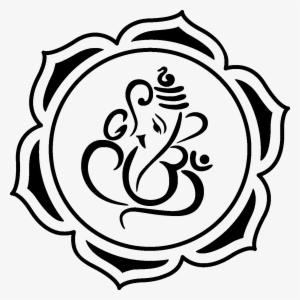 Ganesha Simple Drawing At Getdrawings Easy Drawing Of Ganesh Png Image Transparent Png Free Download On Seekpng