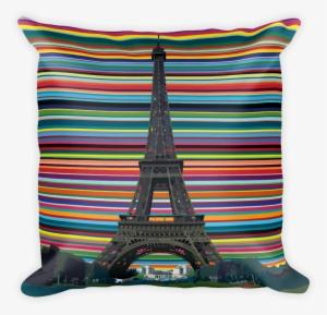 00b9e58a650 Eiffel Tower Pillow Case Or Stuffed Pillow