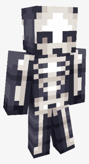 Skeleton Minecraft Face Minecraft Skeleton Head Icon Png Image Transparent Png Free Download On Seekpng