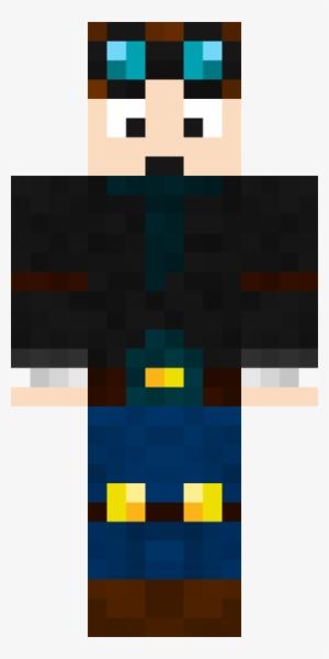 Famous Youtuber The Diamond Minecart Dantdm Minecraft Skin 2017