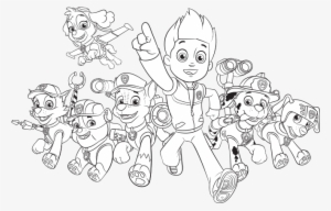 Paw Patrol Png Images Png Cliparts Free Download On Seekpng
