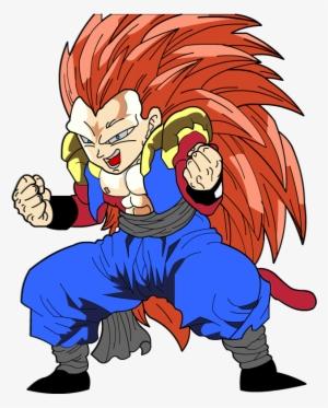 Bardockgokussj4 Adult Gotenks Dragon Ball Budokai Png Png Image