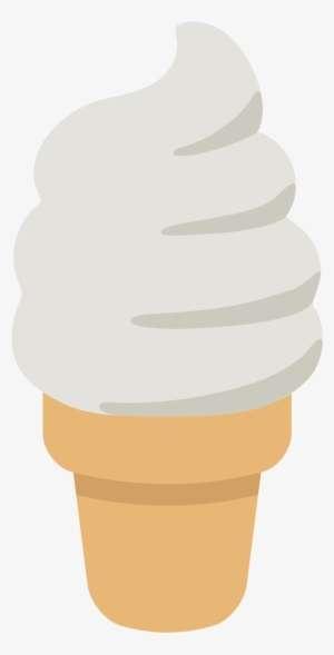 Emoji Ice Cream By The Utopia Soft Serve Ice Creams Png Image