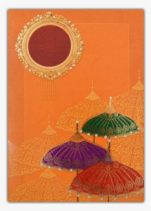 Indian Wedding Cards Indian Wedding Umbrella Png Png Image Transparent Png Free Download On Seekpng