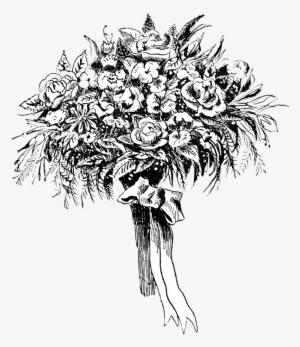 Vintage Flower Bouquet Png Png Image Transparent Png Free Download