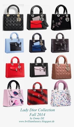 Brilliant Luxury - Lady Dior Bag 372e136e6e797