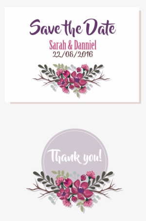 View More Wedding Invitation Card Design Png Floral Png Image
