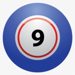 Nine Ball Clipart
