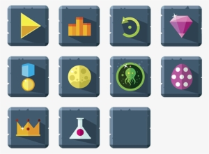 Game Button PNG Images | PNG Cliparts Free Download on SeekPNG