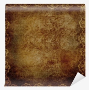 Vintage Background With Lace Border Wall Mural U2022 Pixers®   Paper