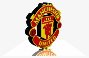 Yacob Hazard Modric Et Damiao Manchester United Logo 3d Png Image Transparent Png Free Download On Seekpng