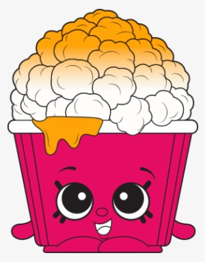 Shopkins popcorn. Png images cliparts free
