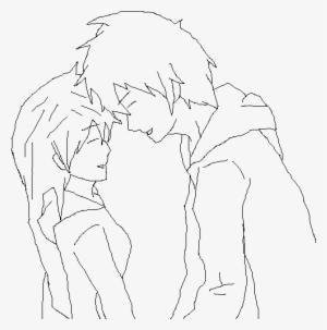 Hugging Anime Base Plsss Read Desc Hugging Base Boyfriend Anime