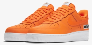 on sale f9af9 a2608 Nike Air Force 1  07 Lv8  just Do It  - Shoes Nike Air