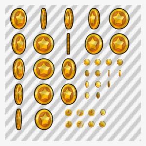 Coins 2d Clipart Super Mario World Sprite Coin Charm Bracelet