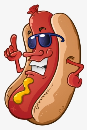 Hurry Hot Dog Coloring Page Ultra