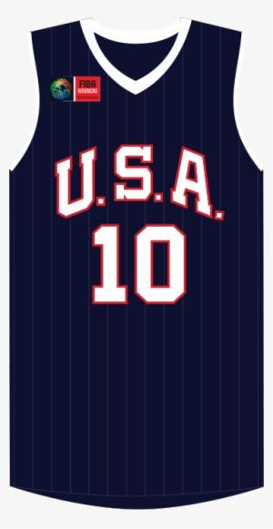 98779911ac8 Lakers Drawing Jersey Kobe Bryant - Team Usa Nba Jersey 2005