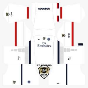 Kits Dream League Soccer 2019 Psg