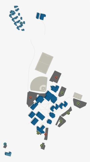 purdue calumet campus map Johnson Campus Map Northern Vermont University Png Image purdue calumet campus map