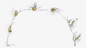 Daisy Crown Drawing Quotes About Flower Crown Png Image Transparent Png Free Download On Seekpng