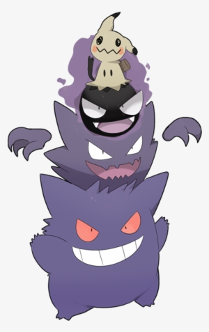 a14ac0f40 Ghost Pokemon Ghastly Haunter Gengar Halloween Autumn - Weird Flex ...