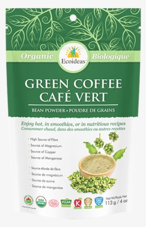 Green Coffee Bean 113g Png Ecoideas Organic Cacao Butter Png