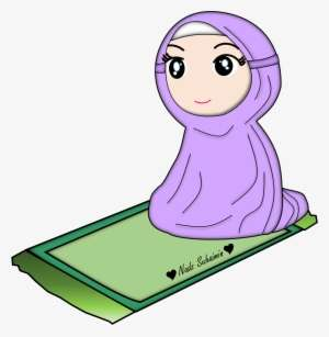 Cartoon Niqab And Hijab Image Kartun Muslimah Betyal Berniqab
