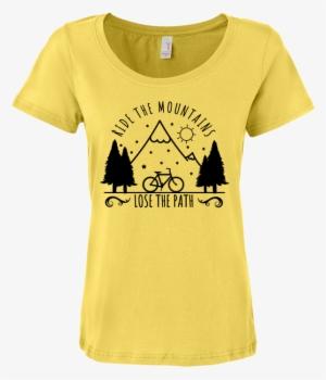 5c3efbd4622 Lose The Path Tee Shirt Design - T-shirt
