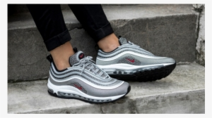detailed look 887bd 1d53e Nike Air Max 97 Ultra 17 Silver Bullet Womens Shoes - Nike Air Max 97 Womens
