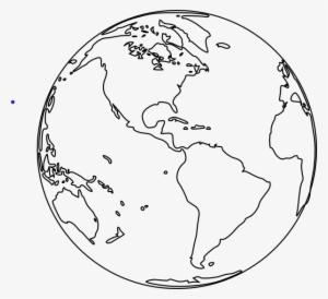 d9b09fd760 Globe Image Clip Art - World Globe Black And White Outline. PNG