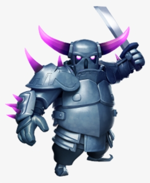 Clash Of Clans Pekka Png Images Png Cliparts Free Download