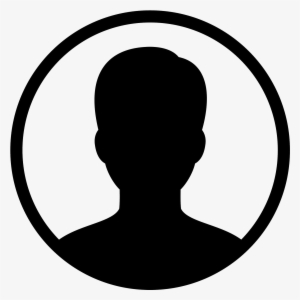 Male User Filled Icon - Man Icon Png