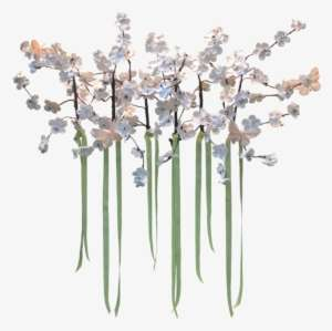 This Graphics Is Pastel Flower Transparent Decorative Transparent