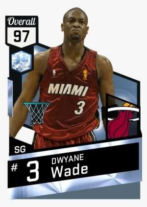 403a66016ad5 Dwyane Wade - Jason Kidd Nba 2k17