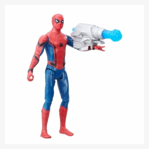 Buy Action Figure Hasbro Spider Man Web City B9701 New Spiderman Homecoming Action Figures Png Image Transparent Png Free Download On Seekpng