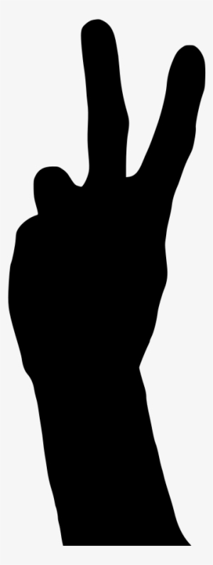 Peace Sign Hand Png Images Png Cliparts Free Download On Seekpng Vector hand icon on black. peace sign hand png images png