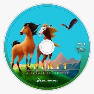 Stallion Of The Cimarron Bluray Disc Image Spirit Stallion Of The