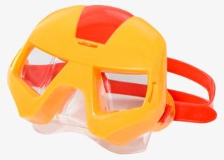 Iron Man Character Swim Mask Large Eolo Marvel Swim Mask