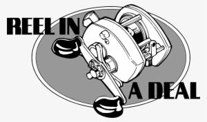 Fishing Rod Clipart Reel Fishing Reel Drawing Png Image Transparent Png Free Download On Seekpng