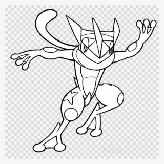 Ash Greninja Png Images Png Cliparts Free Download On Seekpng