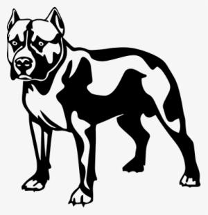 Pitbull Dog Collar Pedigree Logo SVG PNG Vector Clipart Cricut EPS Png Guard K9 Spikes Sticker Shirt Print Vinyl Bite Angry Protection Mad