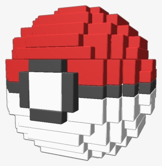 Pokeball Pixel Pokeball Png Png Image Transparent Png Free